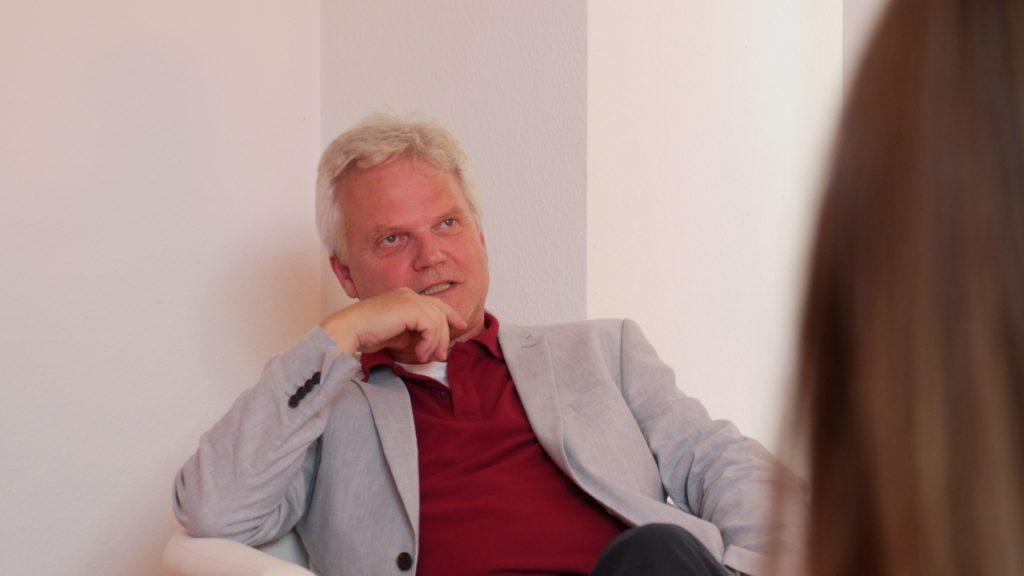 Martin Schubert im Imagefilm